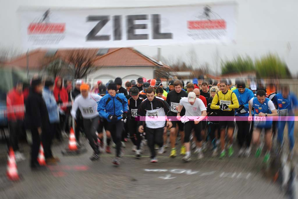 Start Halbmarathon